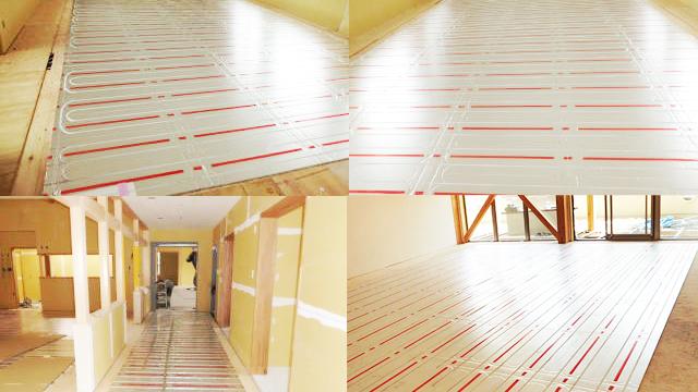 床暖房パネル「KTパネル」